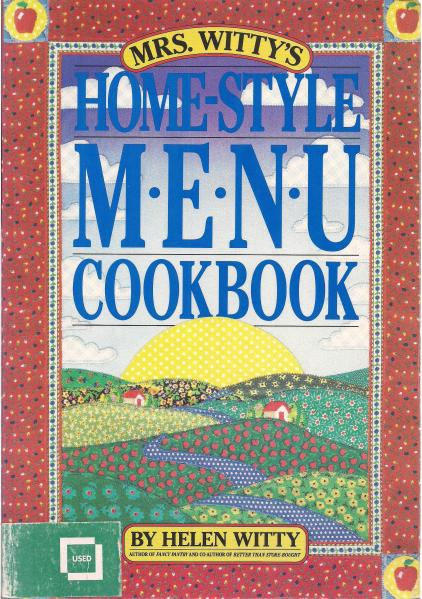 COOKBOOKS 002