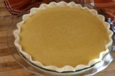 Fill pastry and bake.