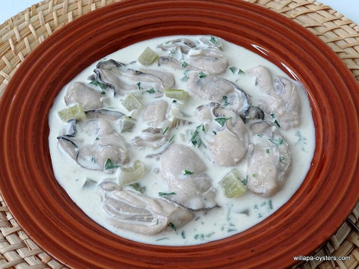 Christmas Eve OysterStew