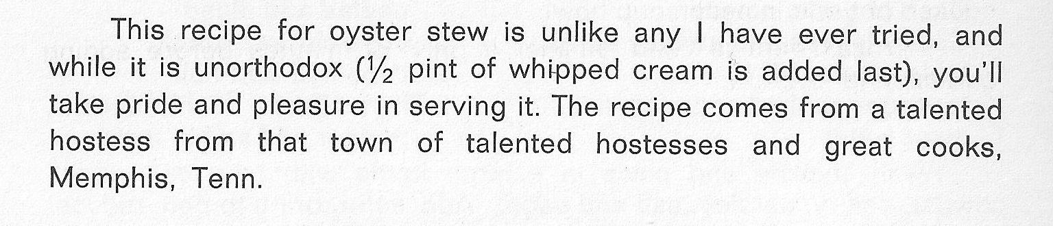 OYSTER STEW 003